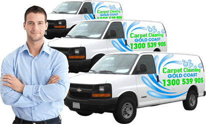 carpet cleaning gold coast owner and company vehicles